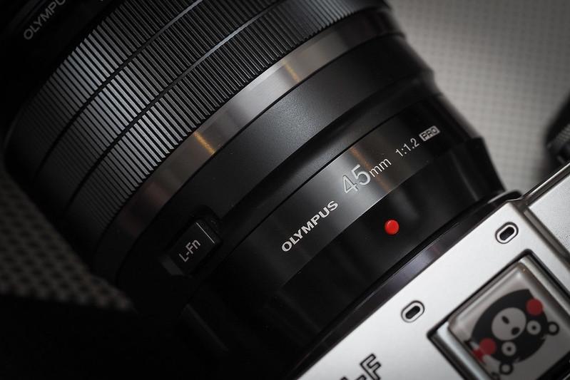 M.ZD 45mm f/1.2 Pro|Olympus