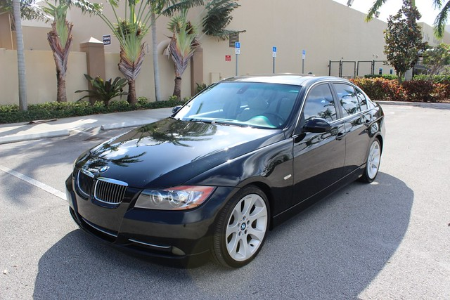 BMW I Twin Turbo - 2007 bmw 335i twin turbo