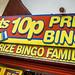 Prize Bingo - Blackpool