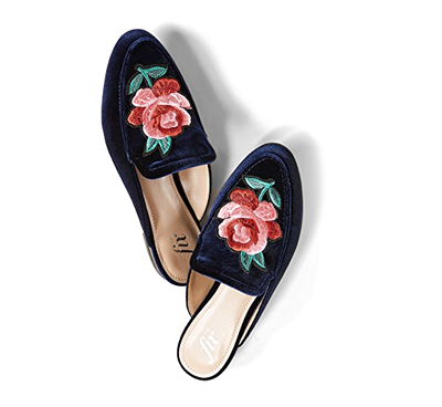 Fancy Slides from Shopbop