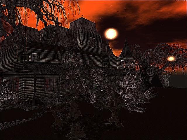 Stranger's Halloween Bash -A Stranger Mansion