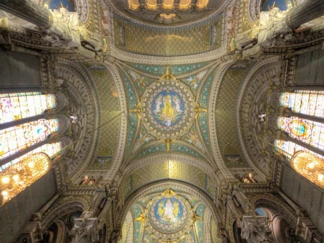 basilica fourviere obiective turistice lyon 1