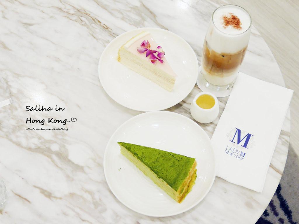 香港lady m分店海港城蛋糕種類推薦 (14)