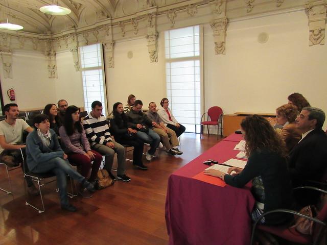 Presentación Curso Emprendimiento Inclusivo (2 de noviembre de 2017)