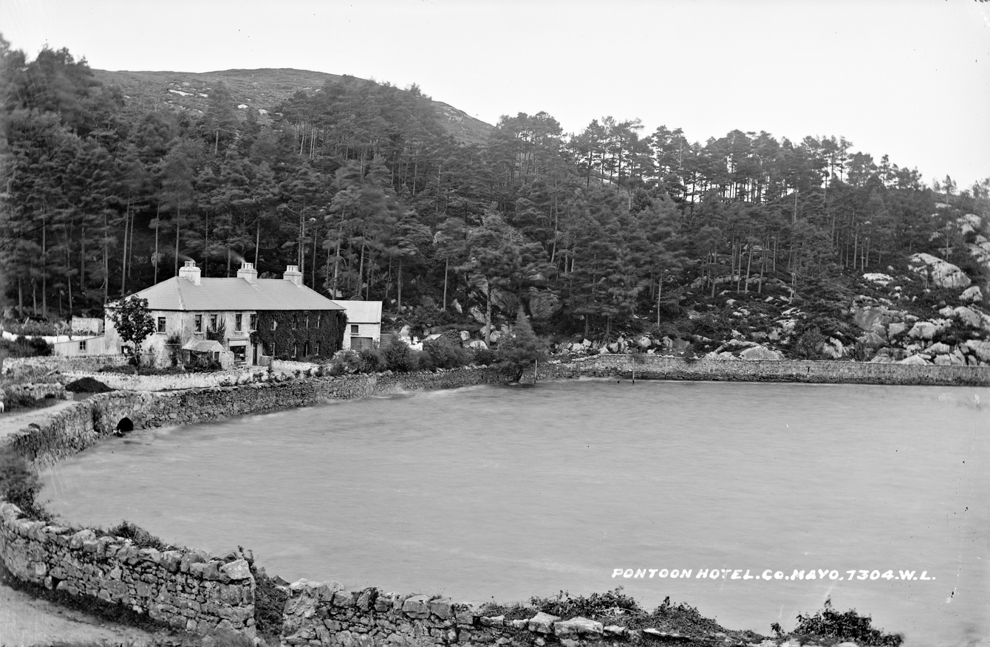 Hotel, Pontoon, Co. Mayo