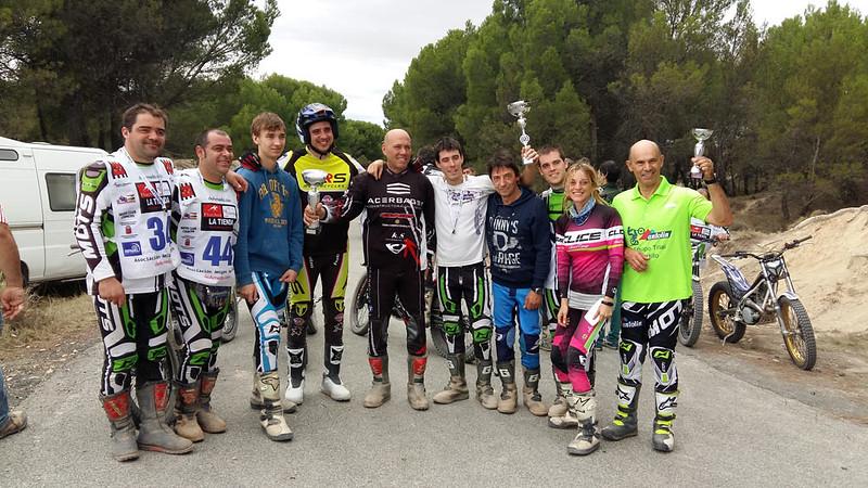 XIII Trial San Adrián, Cto. Navarro-Riojano 2017