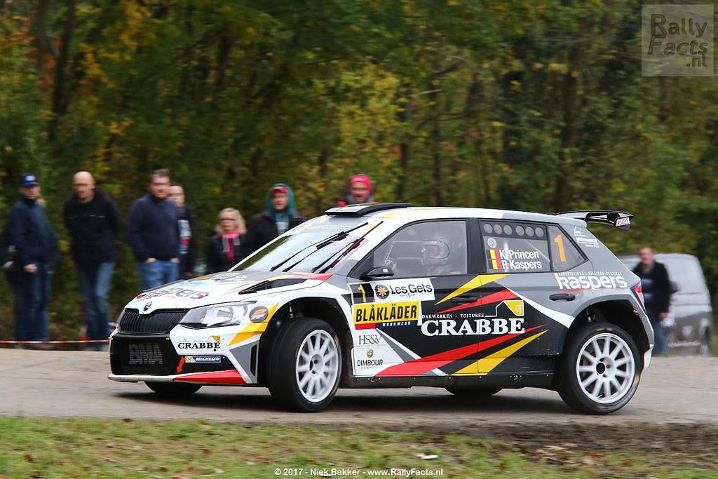 Kris Princen wint Rally van Haspengouw