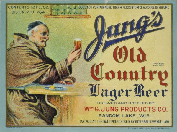 jungs-old-country-label