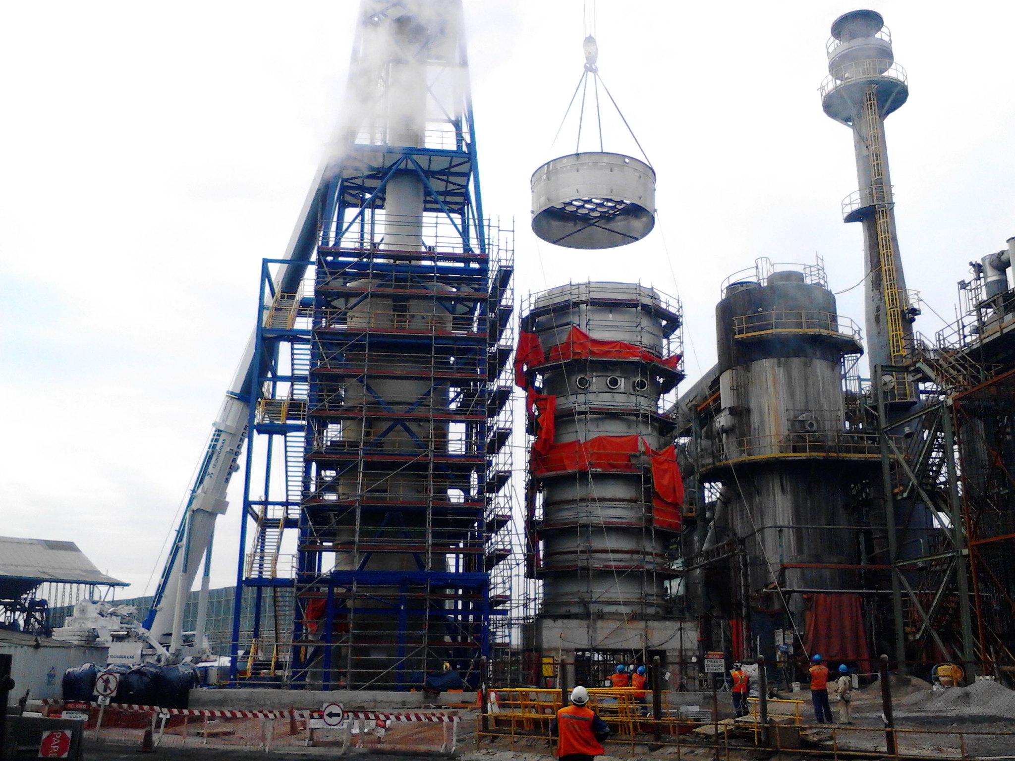 División Ventanas: Mejoras Ambientales - Construcción Minera & Energía N°26