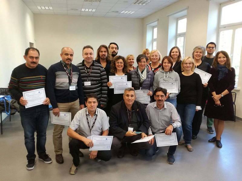 Antrasis projekto susitikimas Kaune