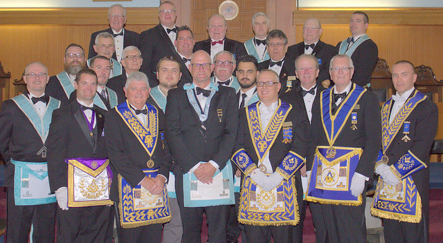 2017 09 18 Brant Lodge Installation