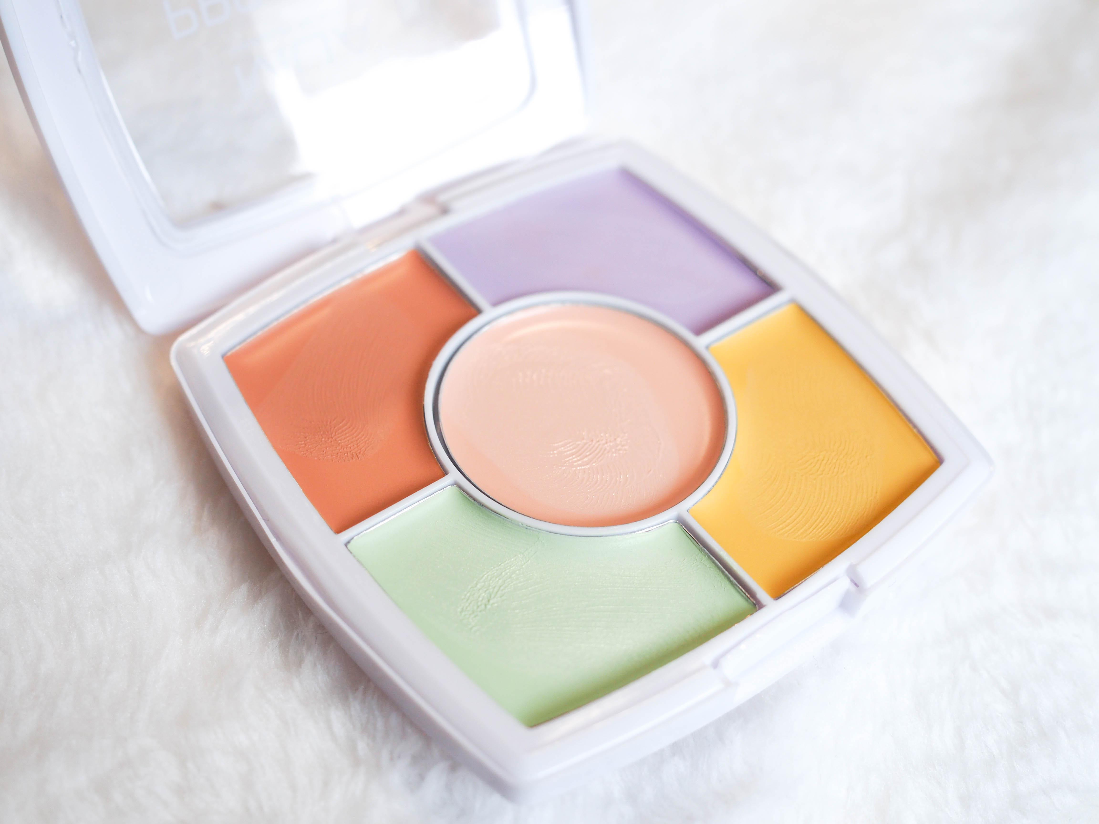 Värikäs naama – Colour correcting