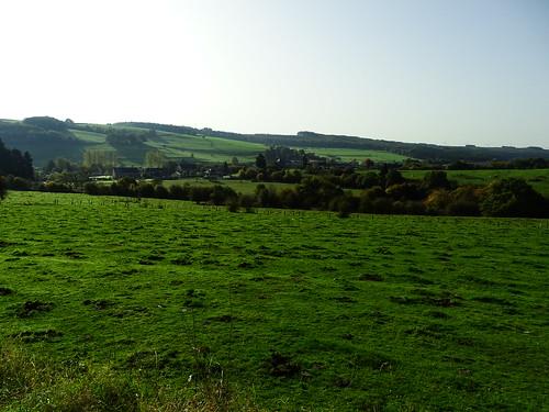 Panorama à Gembes