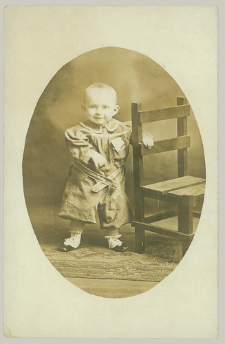 RPPC small child and chair
