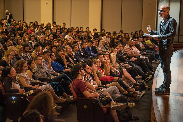 Junot Diaz SHC Lecture _50