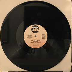 SOS BAND:THE FINEST(RECORD SIDE-B)