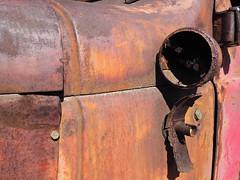 Rusty Distillery district
