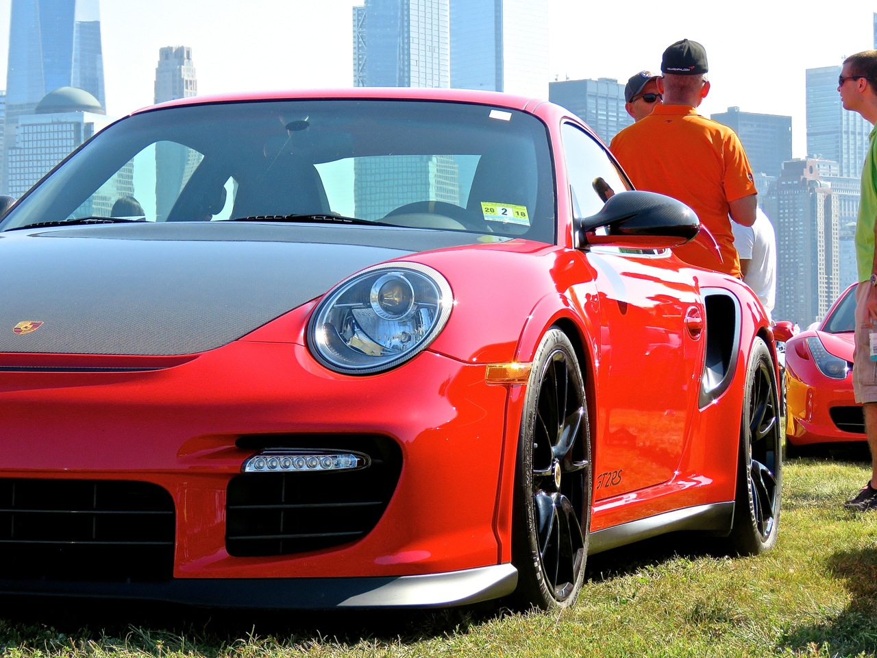 Porsche 997 GT2 RS NYC 2