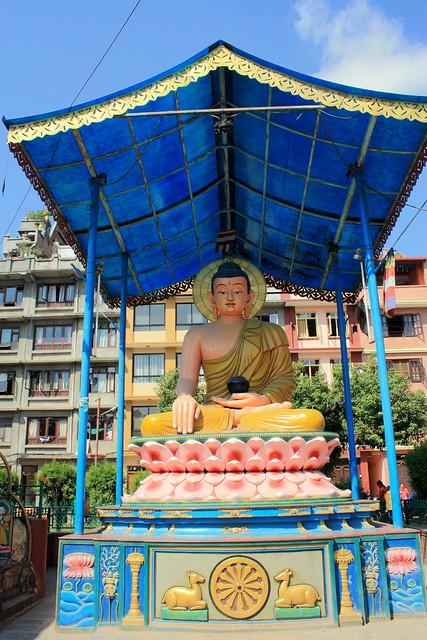 J32 : 22 octobre 2017 : Katmandou - Patan - Thamel