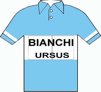 Bianchi Ursus - Giro  d'Italia 1950