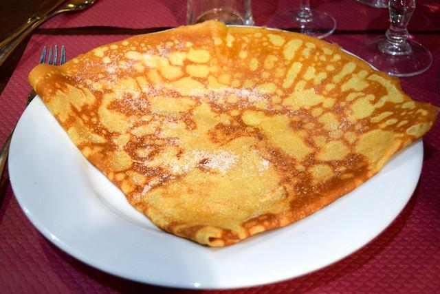 Crepe Beurre Sucre, St. Malo | www.rachelphipps.com @rachelphipps