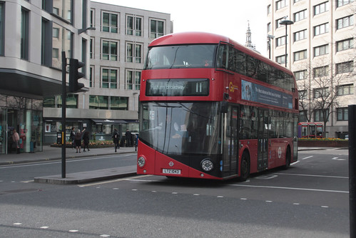 Go-Ahead London LT43 LTZ1043