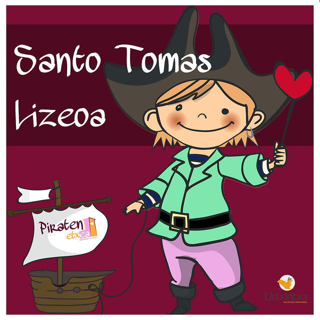 Pirata Egonaldiak-Santo Tomas Lizeoa 2017/10/05-06