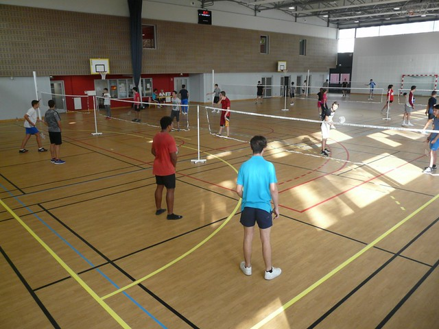 3 tournois sportifs organisés au lycée Joseph-Marie Carriat