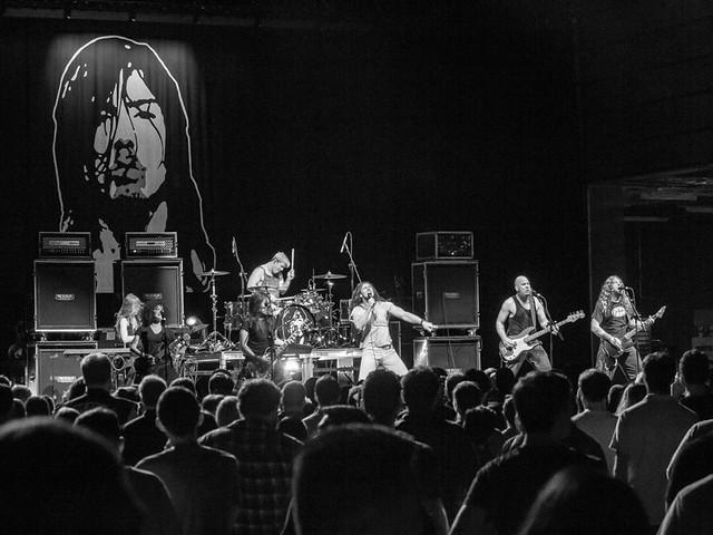 The Anthem soft opening, Washington DC, 10/10/2017