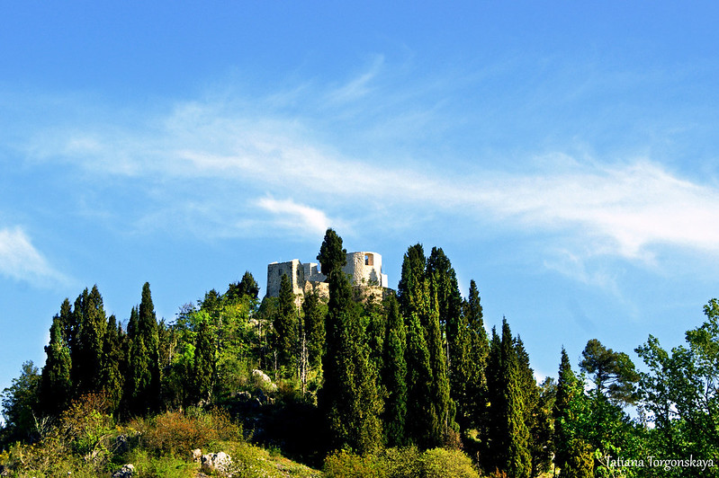 Вид на крепость из Вирпазара