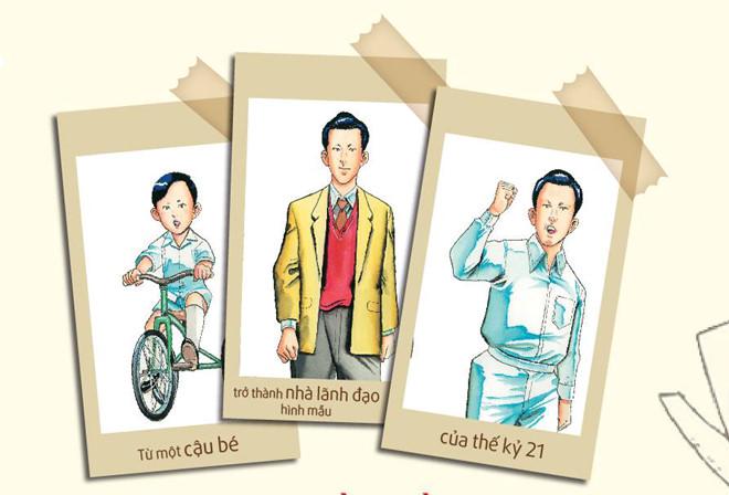 Cuoc doi ong Ly Quang Dieu duoc ke bang truyen tranh hinh anh 2