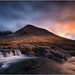 FAIRY POOLS SUNSET, ISLE OF SKYE by vieribottazzini