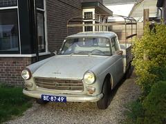 PEUGEOT  404 PICK UP  BE-87-49 1968 / 2017 Apeldoorn