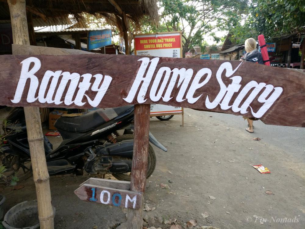 Ranty Homestay Kuta