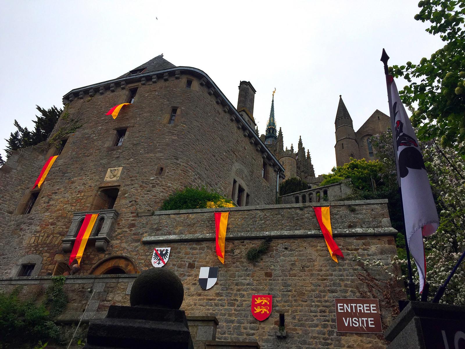 Mont Saint-Michel, France / Monte Saint-Michel, Francia mont saint-michel - 37008159704 3ba54d3a04 h - Visitar el Mont Saint-Michel