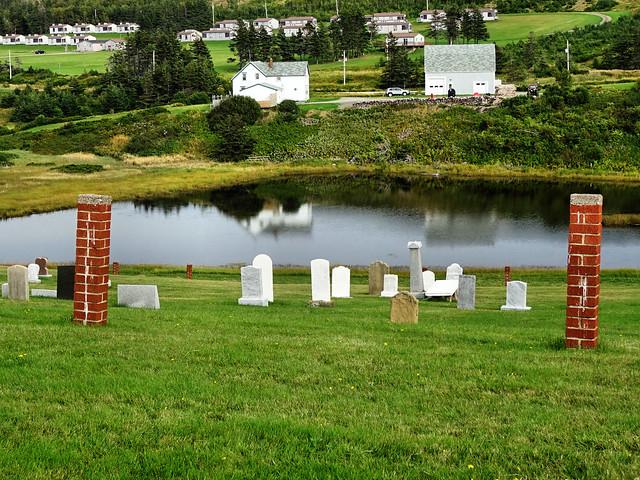 Whale Cove Cemetery