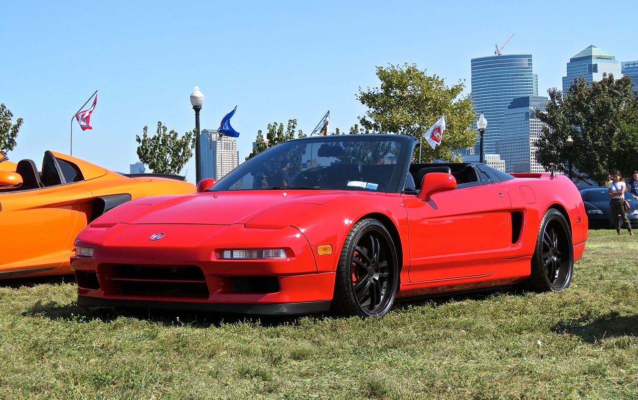 Acura NSX Convertible Newport Conversion 1