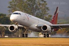 TACA Embraer 190 - N938TA