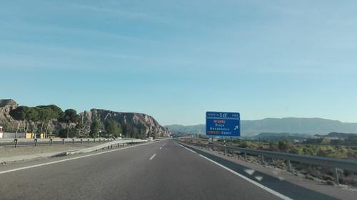 A92 - saída Rioja