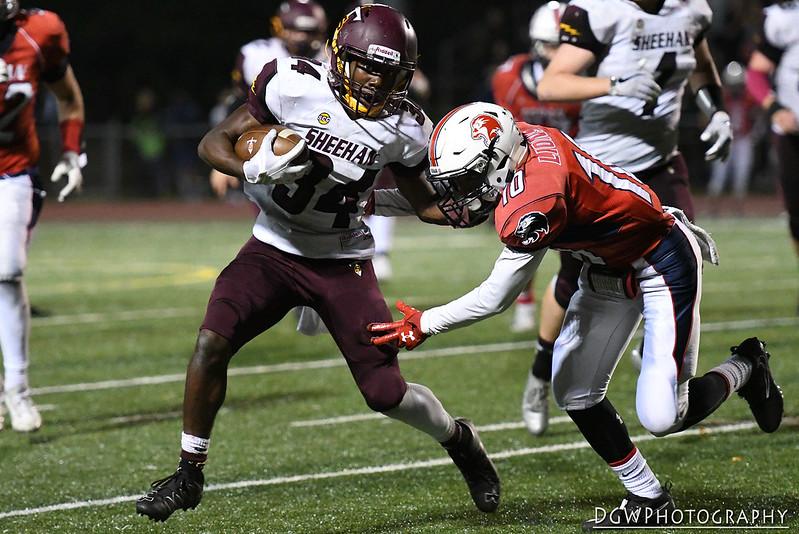 Foran High vs. Sheehan - High School Football
