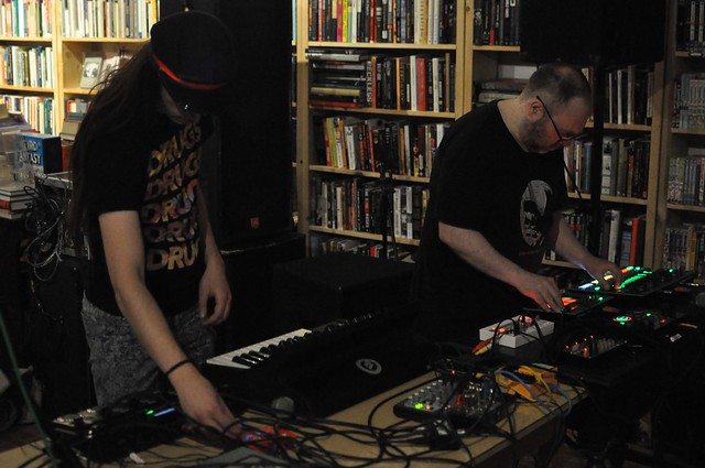 Transmit vs. Intangerines at Black Squirrel Books