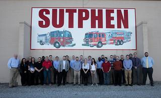 Sutphen Corp. Plant Tour