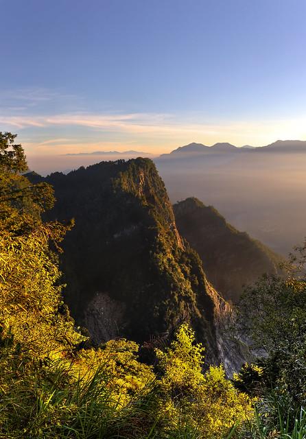 阿里山 - Ali Mountain