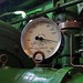 Two gauges, Steam Turbine No 8, 1933 - Kempton Great Engines museum, Surrey, England