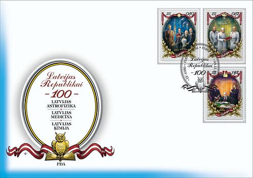Aploksne Latvijas Republikai 100