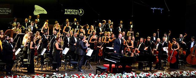 Antalya Piyano Festivali Başlıyor