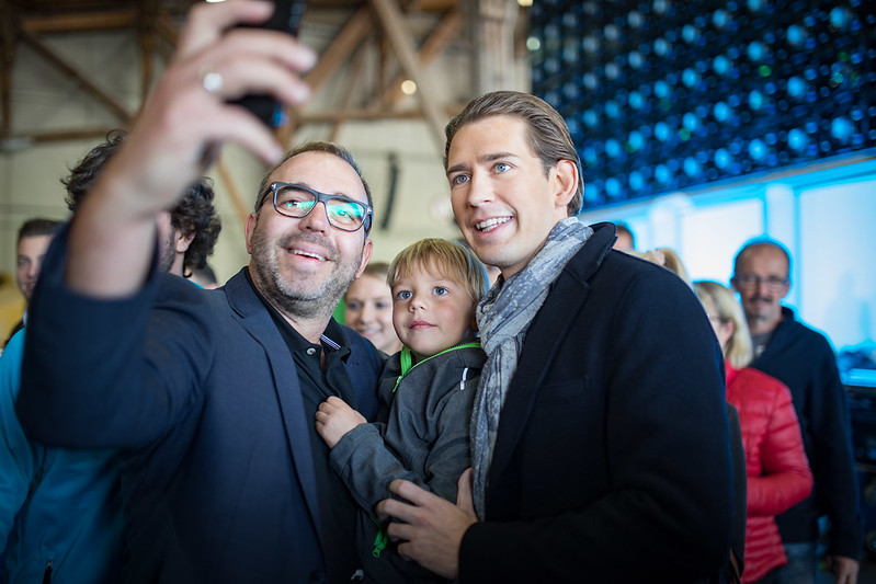 Landesparteitag STVP 2017 und Fest mit Sebastian Kurz