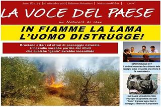 Noicattaro. Prima pagina n. 34-2017 front