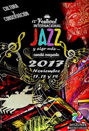 Festival Internacional de Jazz | Mazunte, Oaxaca