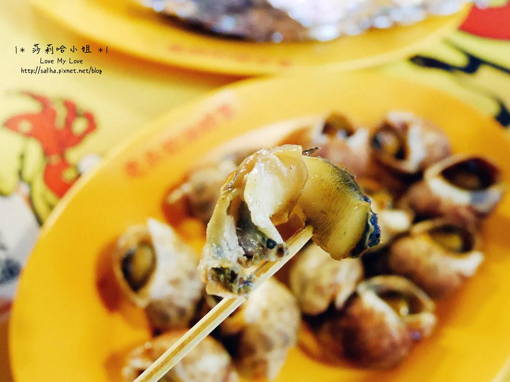 基隆夜市海鮮攤奶油螃蟹熱炒小吃必吃推薦 (5)